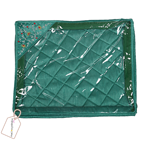 Embroidered Packing Cover